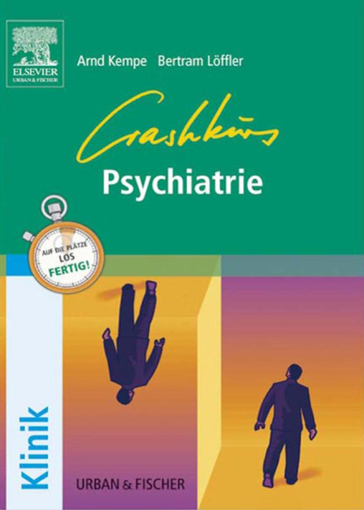 Crashkurs Psychiatrie