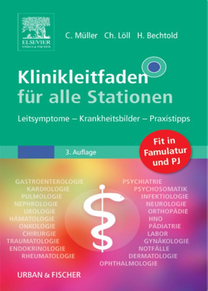 Klinikleitfaden für alle Stationen