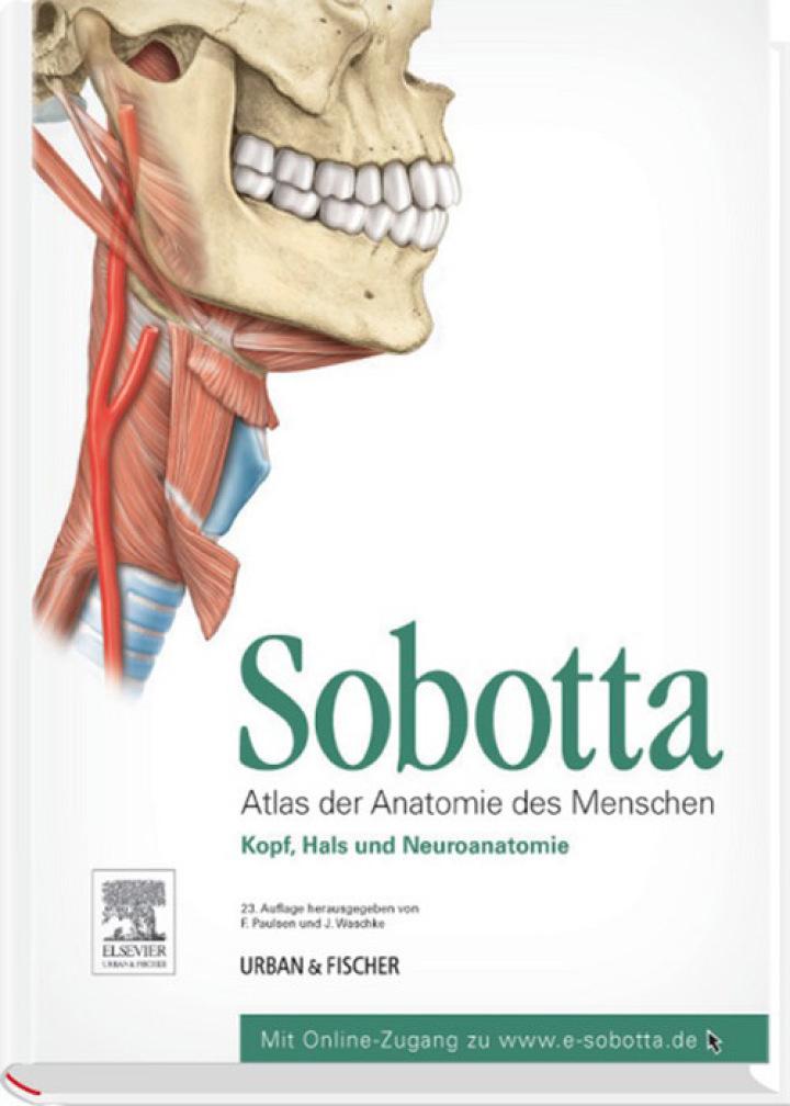 Sobotta, Atlas der Anatomie des Menschen Band 3