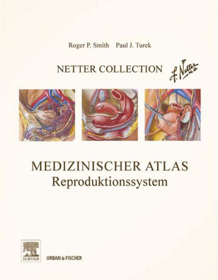 Netter Collection, Medizinischer Atlas, Reproduktionssystem