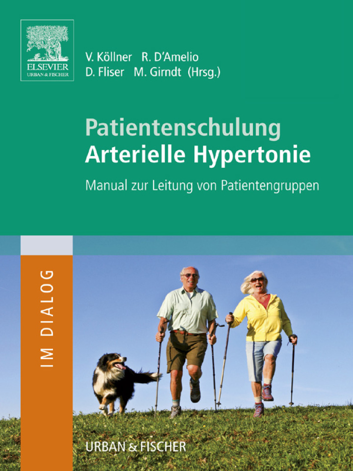 Patientenschulung Arterielle Hypertonie