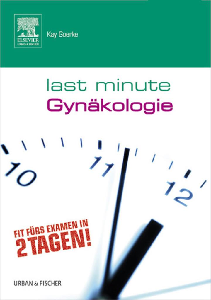 Last Minute Gynäkologie