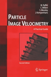 particle image velocimetry a practical guide pdf
