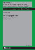Le langage fleuri 9783631714423