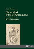 Plato's ideal of the Common Good 9783631725412