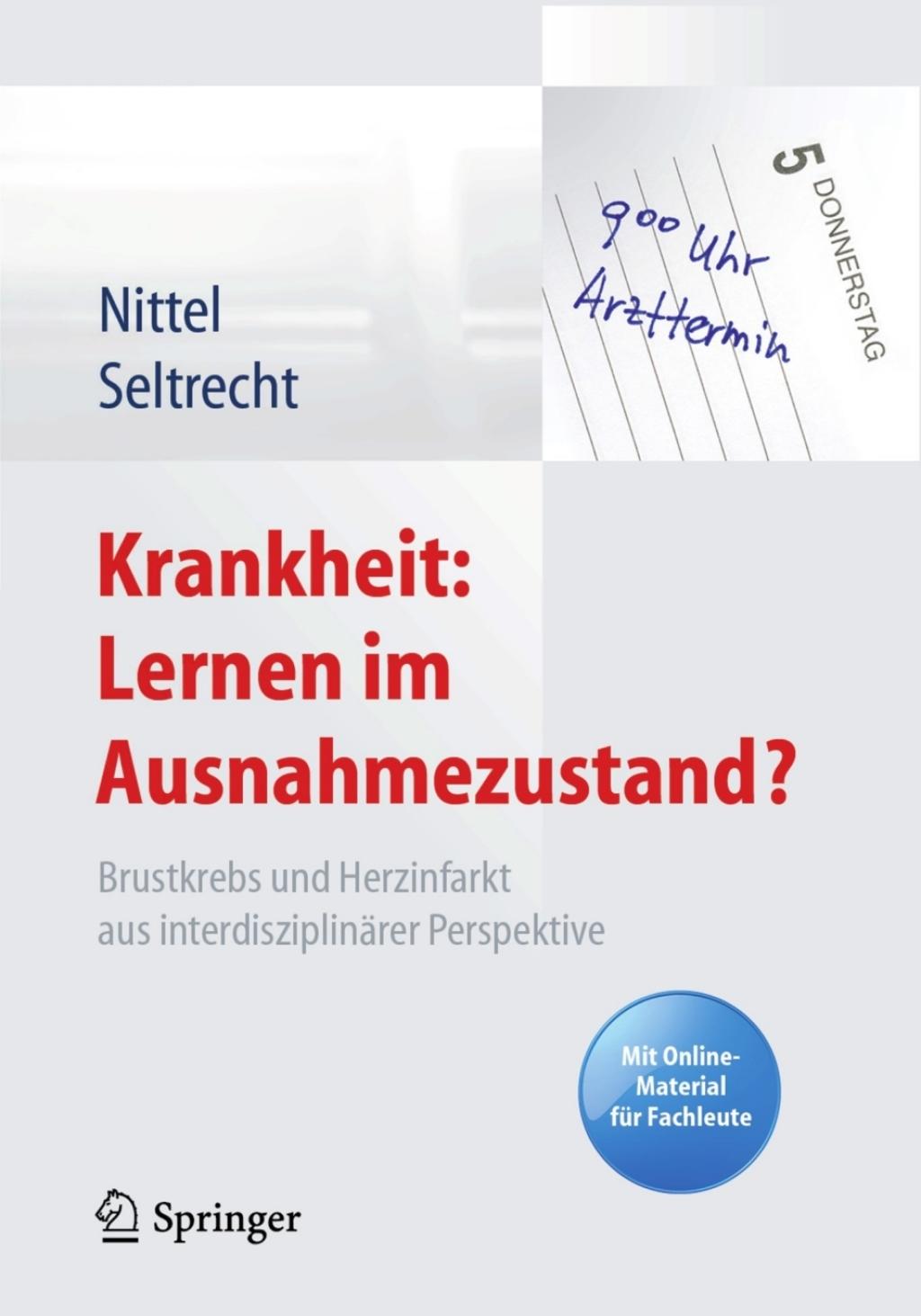 Krankheit: Lernen im Ausnahmezustand? (eBook) - Dieter Nittel