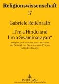 «I'm a Hindu and I'm a Swaminarayan» 9783653004342