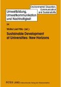 Sustainable Development at Universities: New Horizons 9783653022834