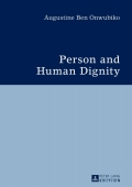 Person and Human Dignity 9783653029154