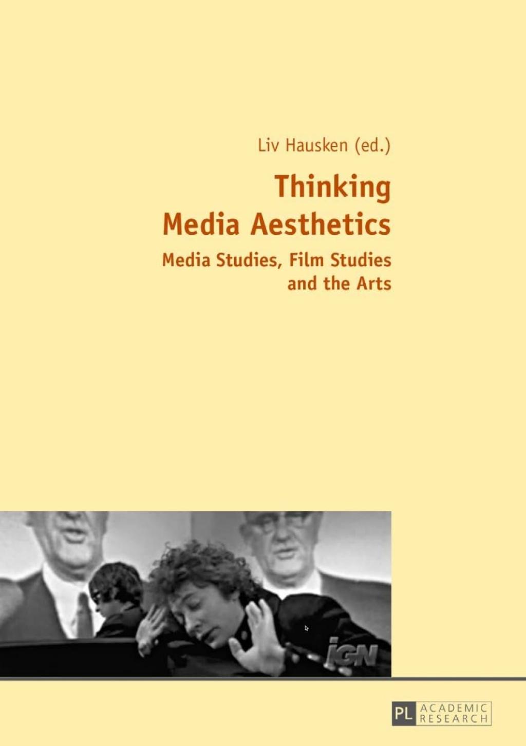Thinking Media Aesthetics (eBook)