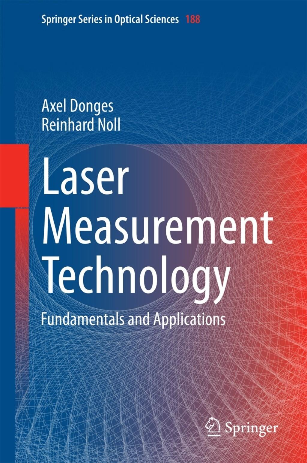 Laser Measurement Technology (eBook) (9783662436349) photo