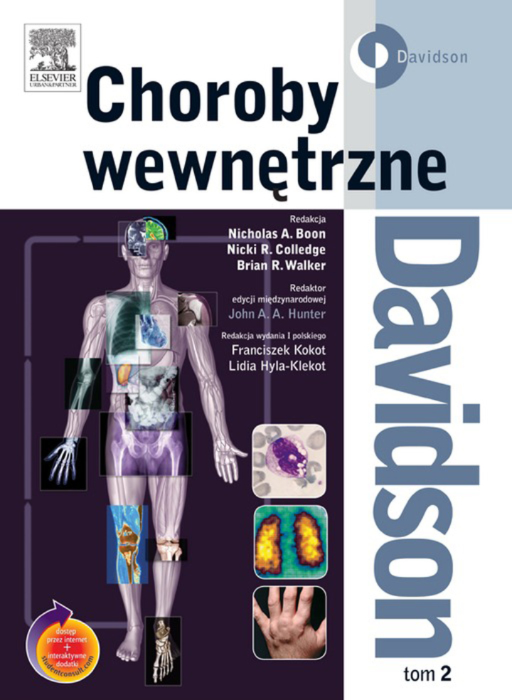 Choroby wewnetrzne Davidsona. Tom 2