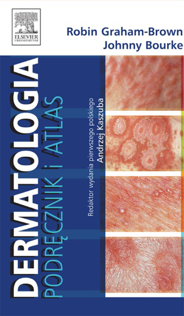 Dermatologia. Podręcznik i atlas