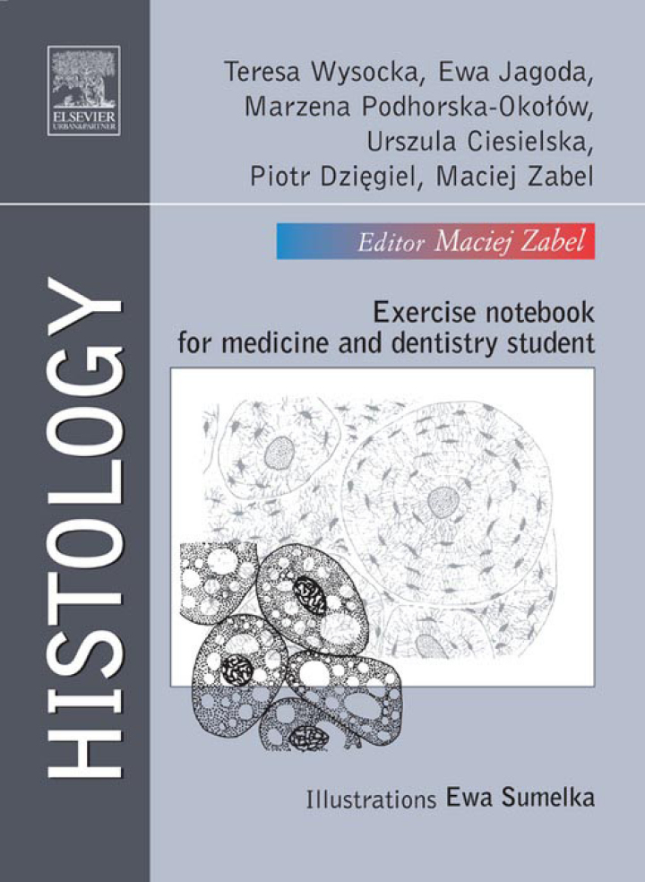 Histology.Exercise notebook for medicine...