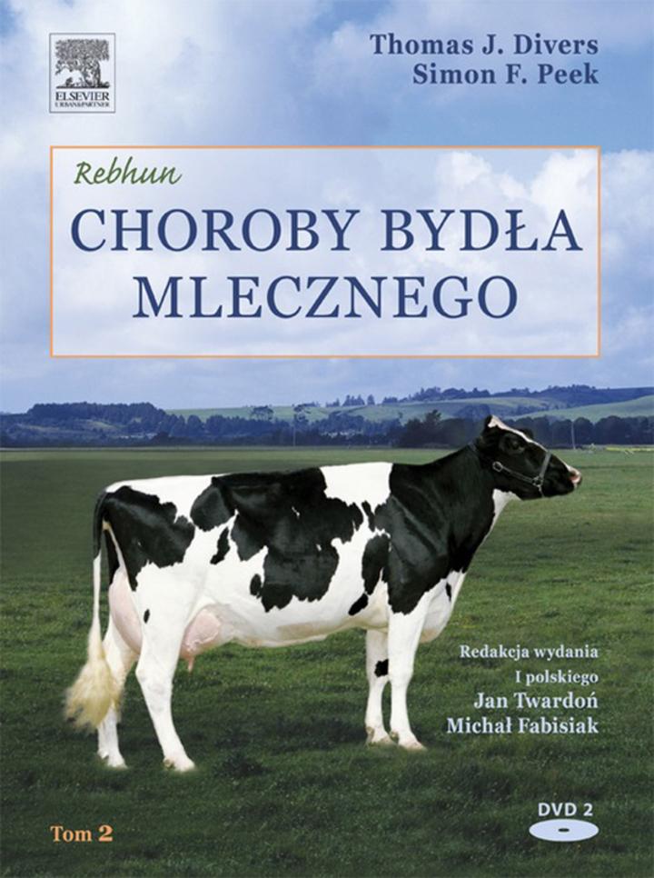 Rebhun Choroby bydła mlecznego tom 2