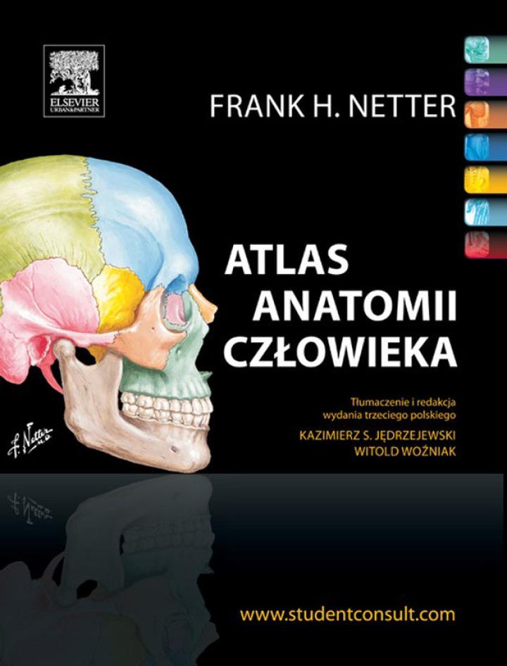 Atlas anatomii człowieka Nettera, wyd. III