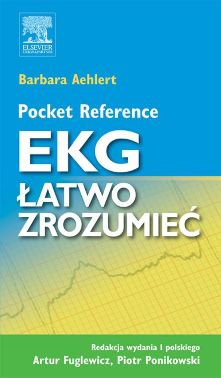 Pocket Reference. EKG łatwo zrozumieć