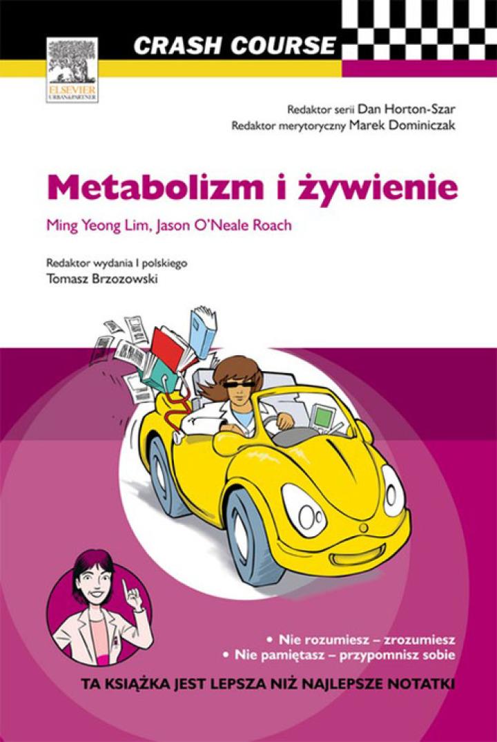 Metabolizm i żywienie. Crash Course
