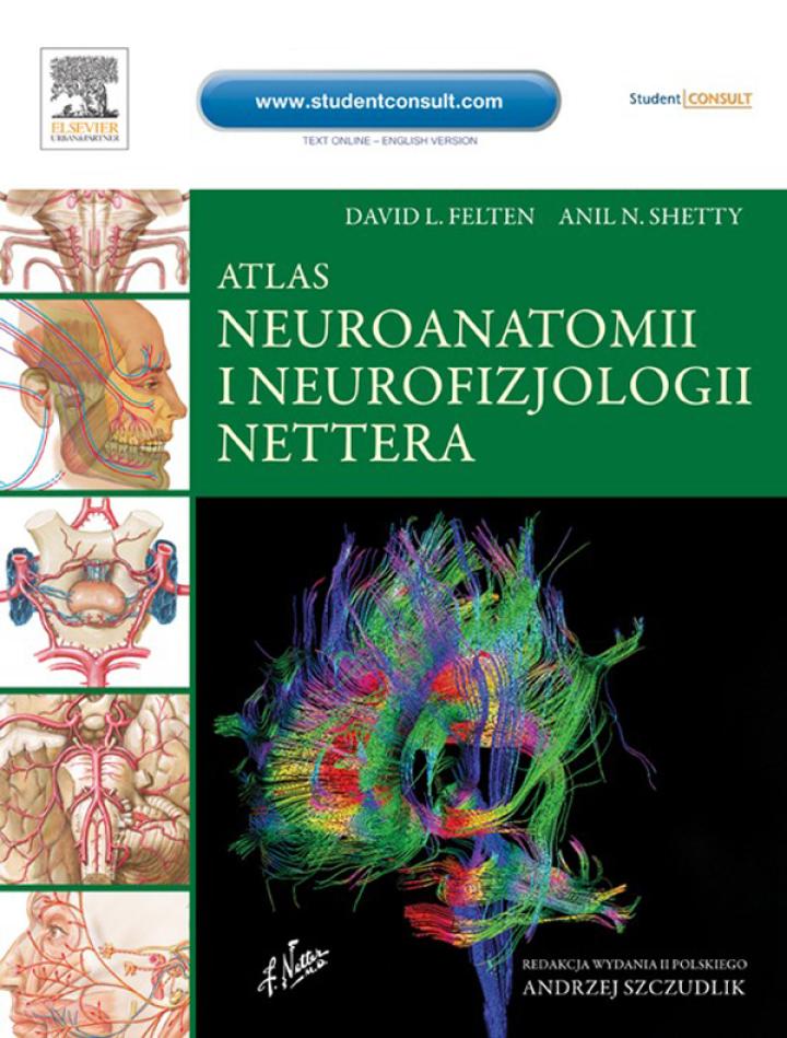 Atlas neuroanatomii i neurofizjologii Nettera, wyd. II
