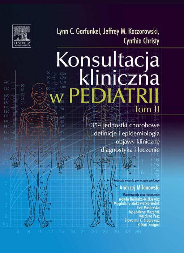 Konsultacja kliniczna w pediatrii. Tom 2