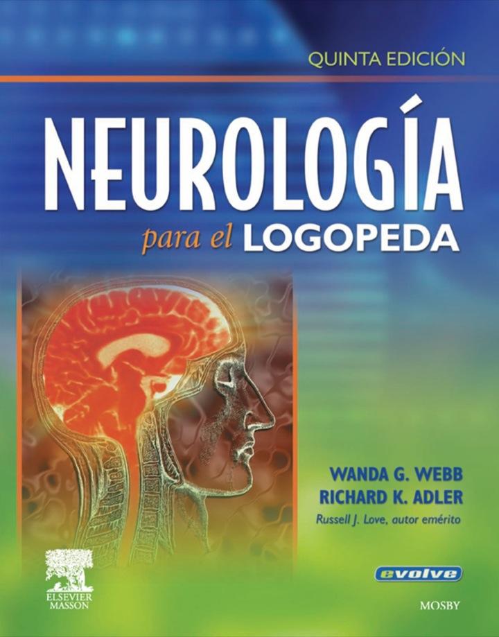 Neurología para el logopeda (incluye evolve)