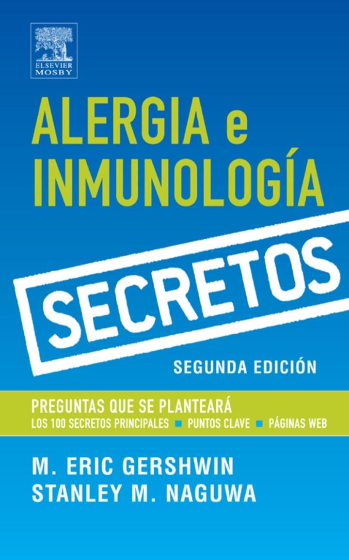 Alergia e inmunología