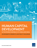 Human Capital Development in the People's Republic of China and India 9789292571627
