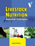 Livestock Nutrition: Analytical Techniques 9789351245186