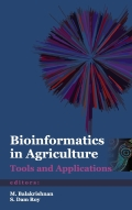 Bioinformatics in Agriculture: Tools and Applications 9789351305705