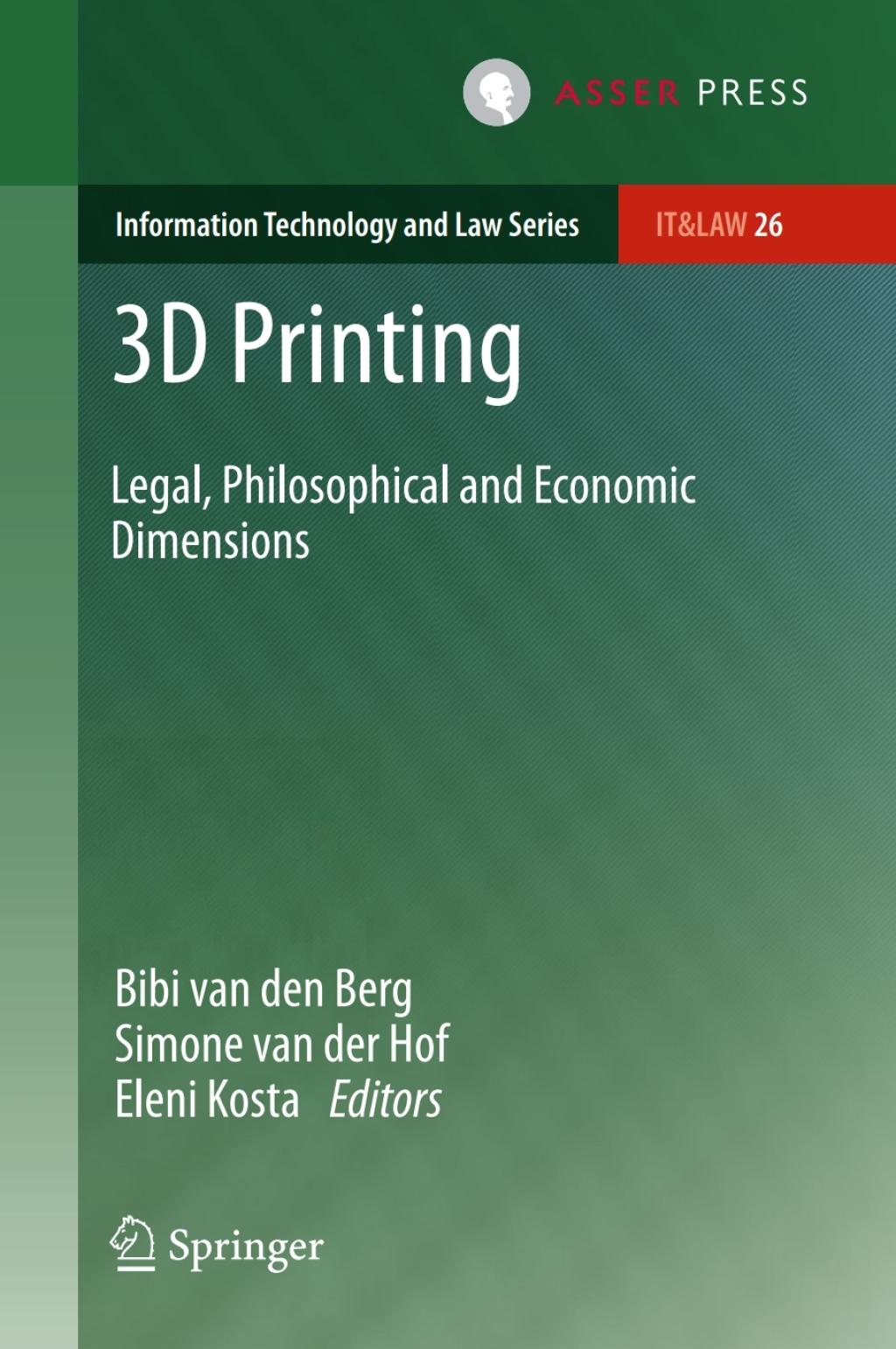 3D Printing (eBook) (9789462650961) photo