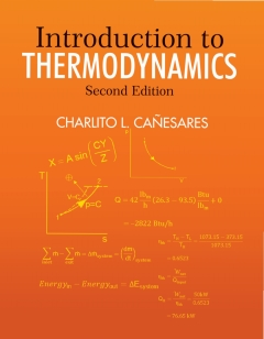 Introduction to Thermodynamics Second Edition