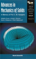 Advances In Mechanics Of Solids: In Memory Of Prof E M Haseganu 9789812773166