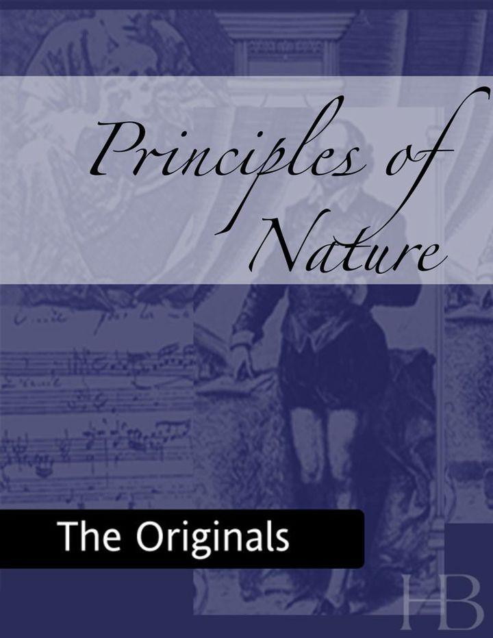 Principles of Nature