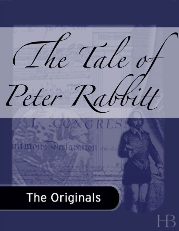 The Tale of Peter Rabbitt