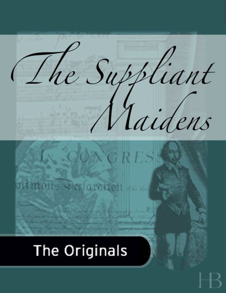 The Suppliant Maidens