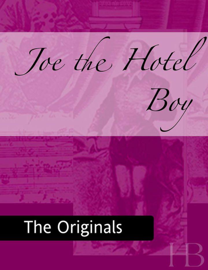 Joe the Hotel Boy