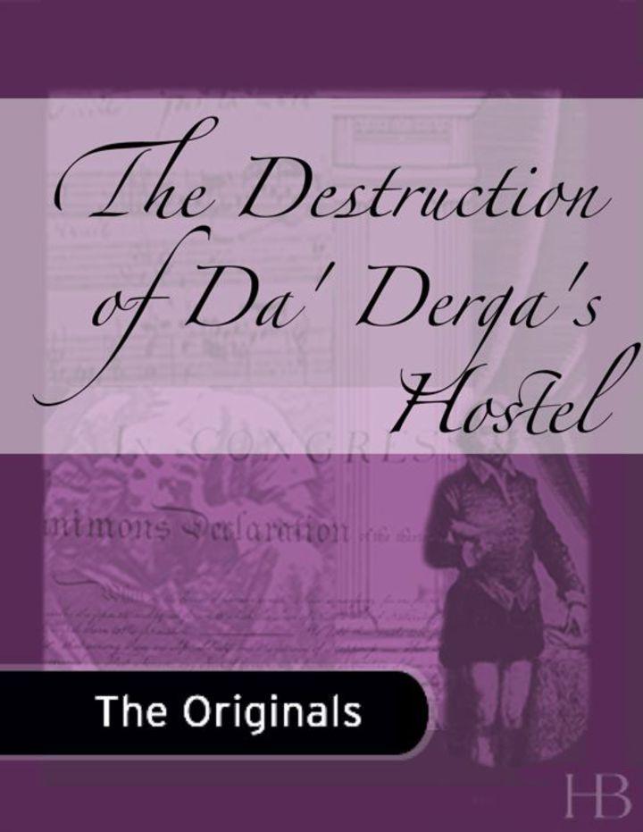 The Destruction of Da' Derga's Hostel