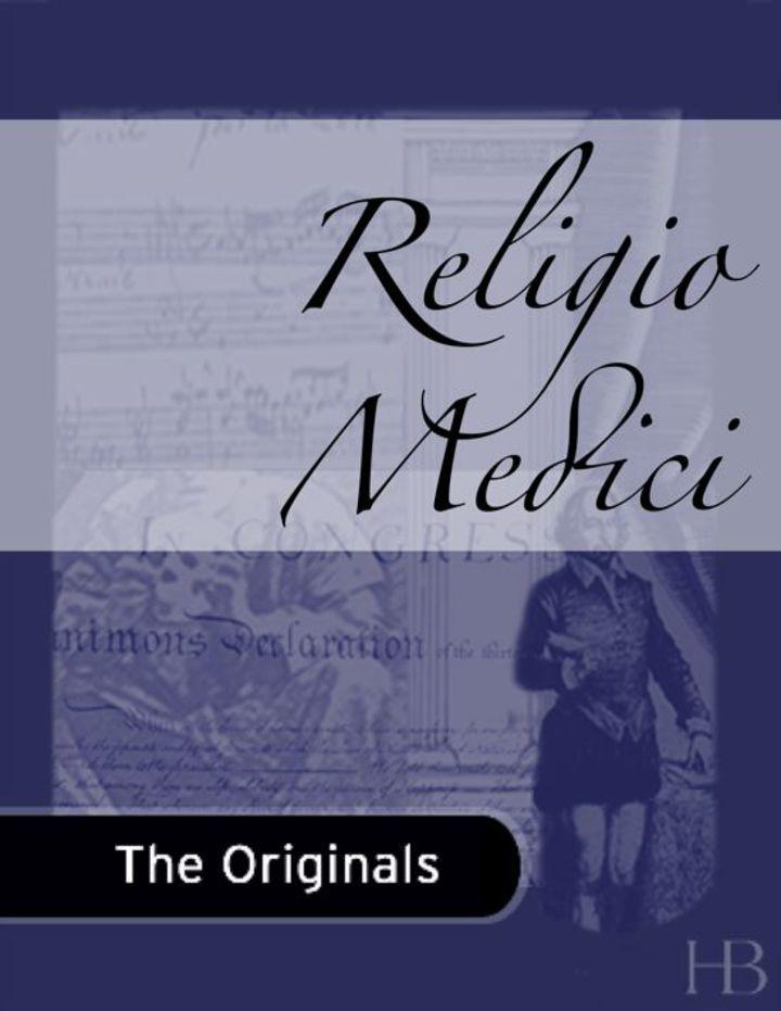 Religio Medici