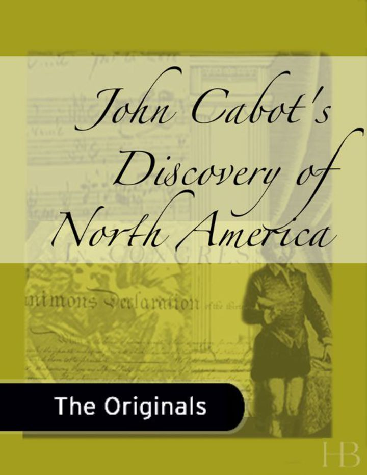 John Cabot's Discovery of North America