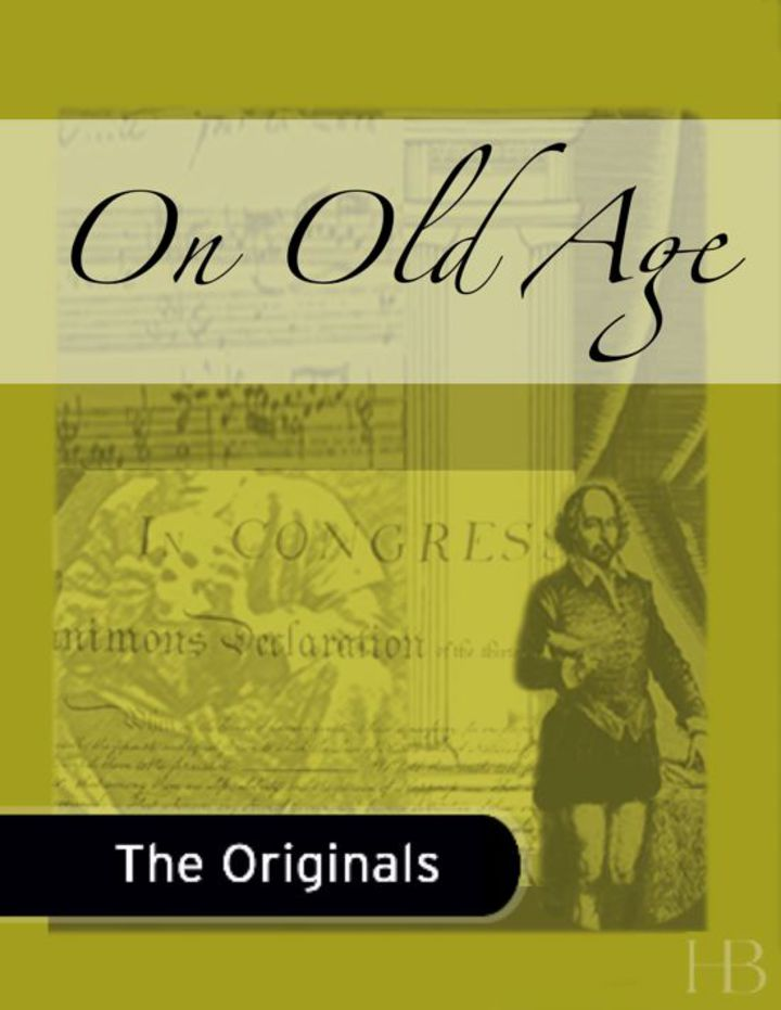 On Old Age