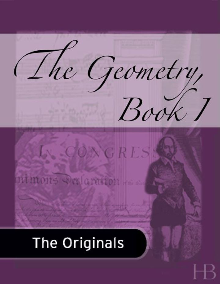 The Geometry, Book I