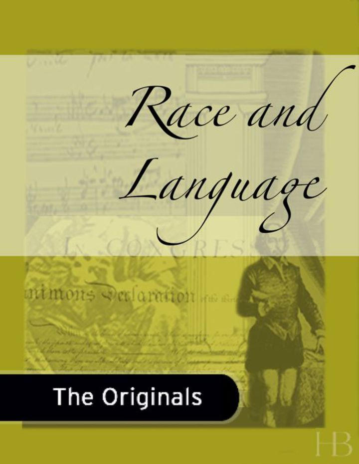 Race and Language
