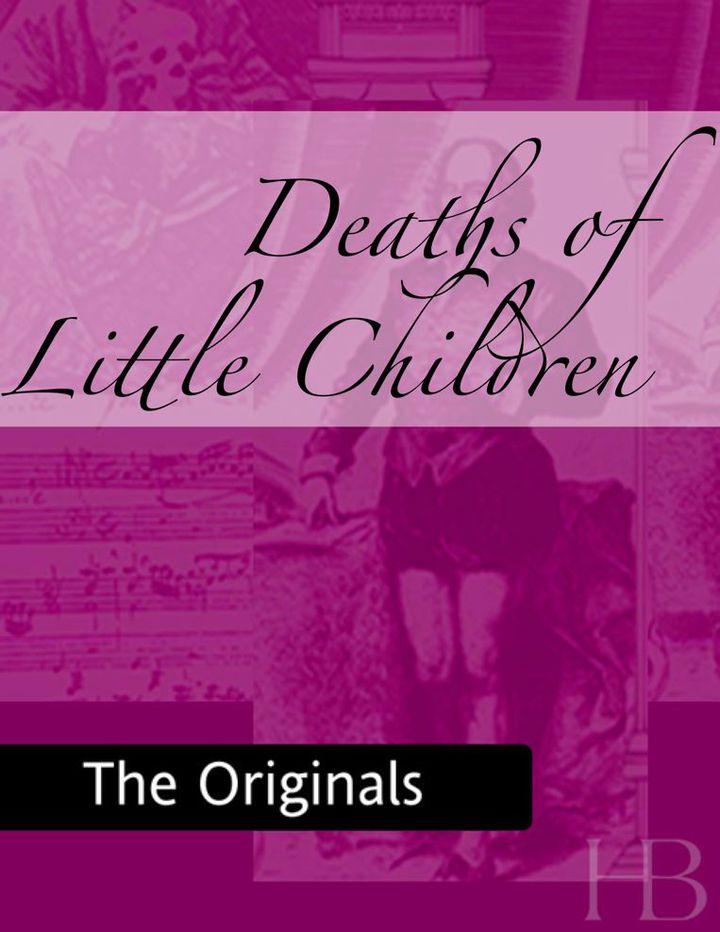 Deaths of Little Children
