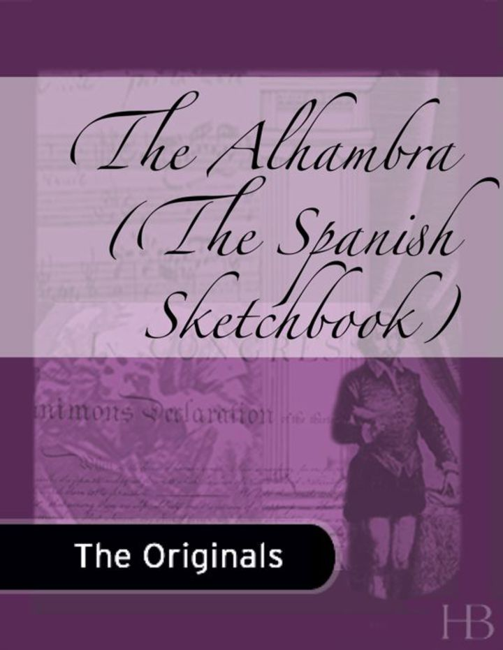 The Alhambra (The Spanish Sketchbook)