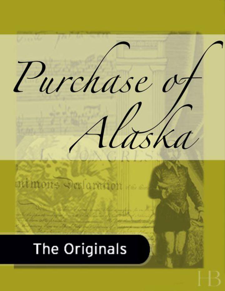 Purchase of Alaska