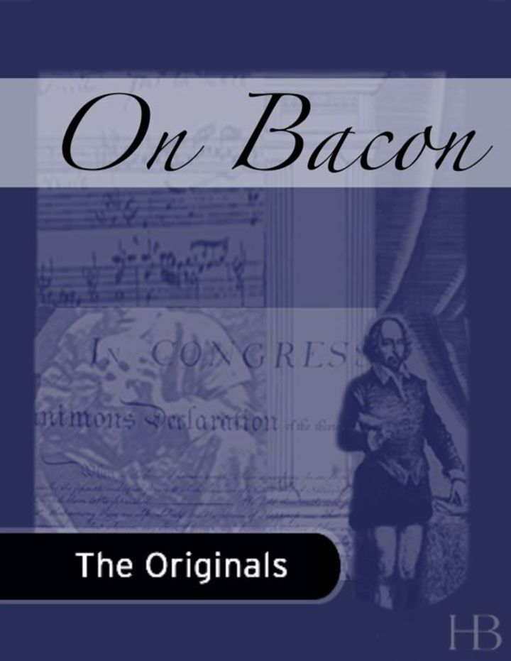 On Bacon