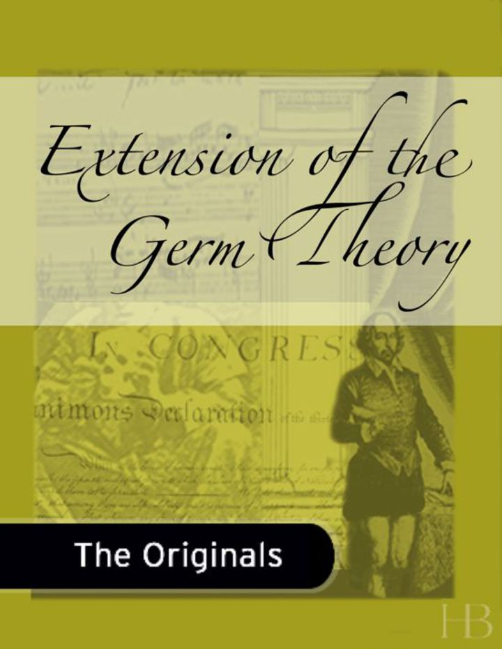 Extension of the Germ Theory