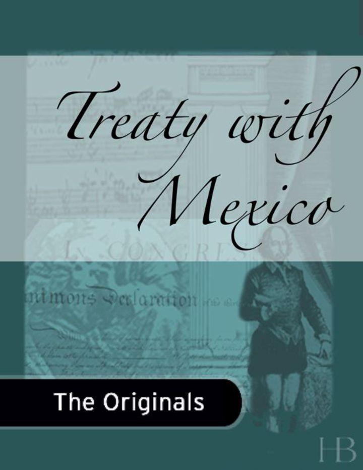 Treaty with Mexico