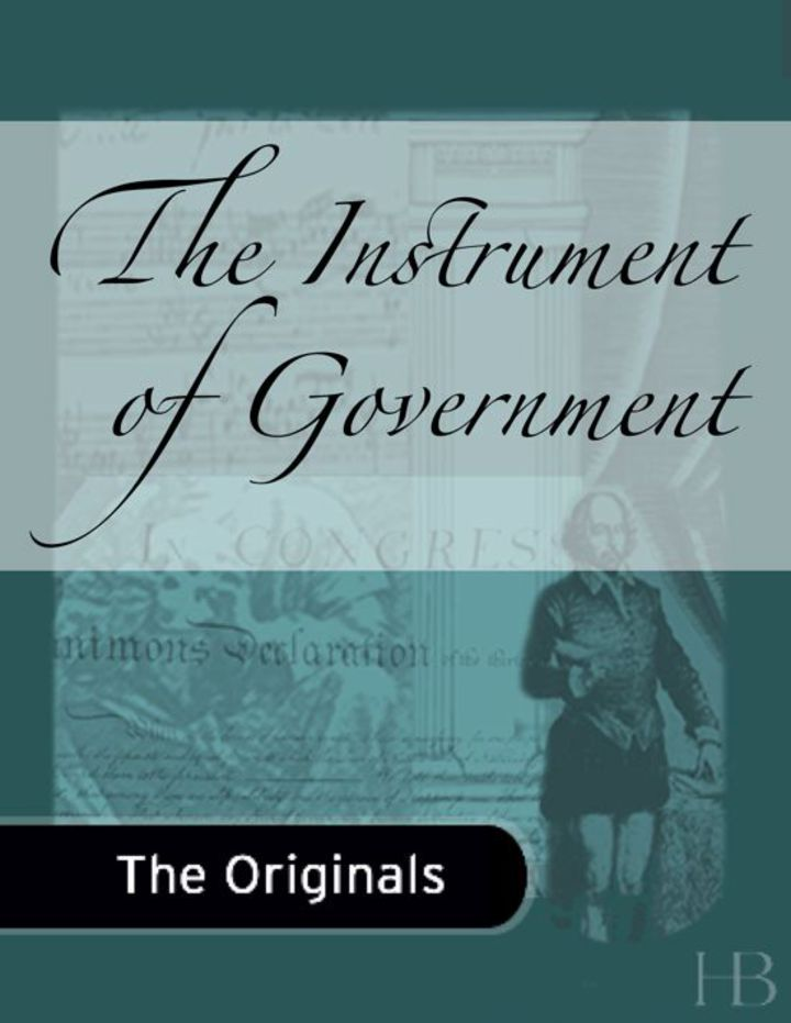 The Instrument of Government