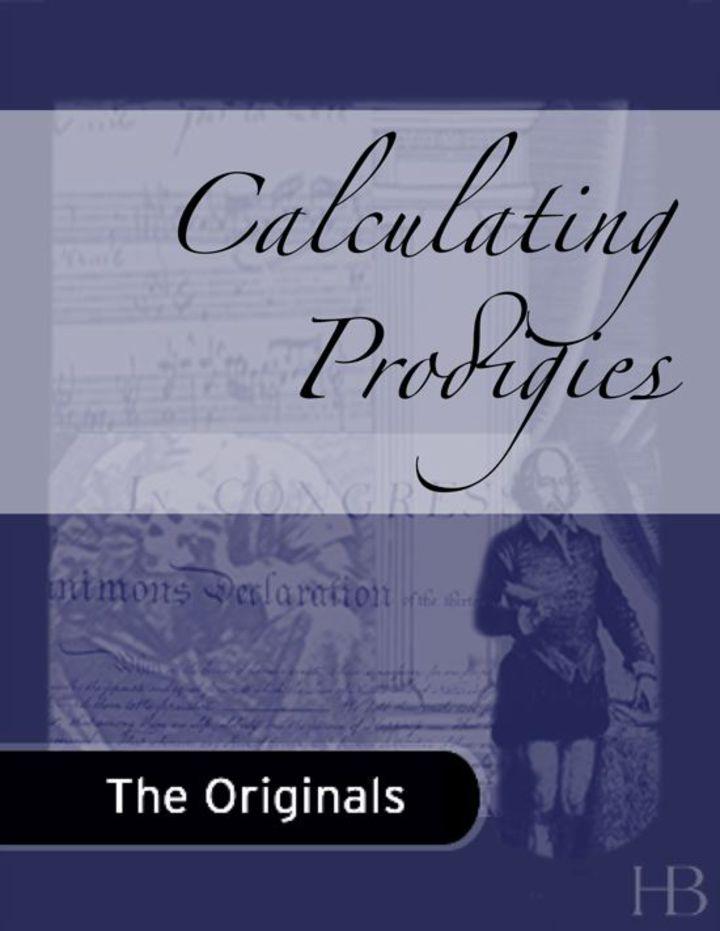 Calculating Prodigies